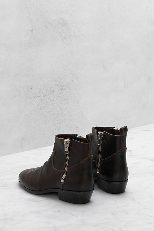 Viand Boots - Black Leather