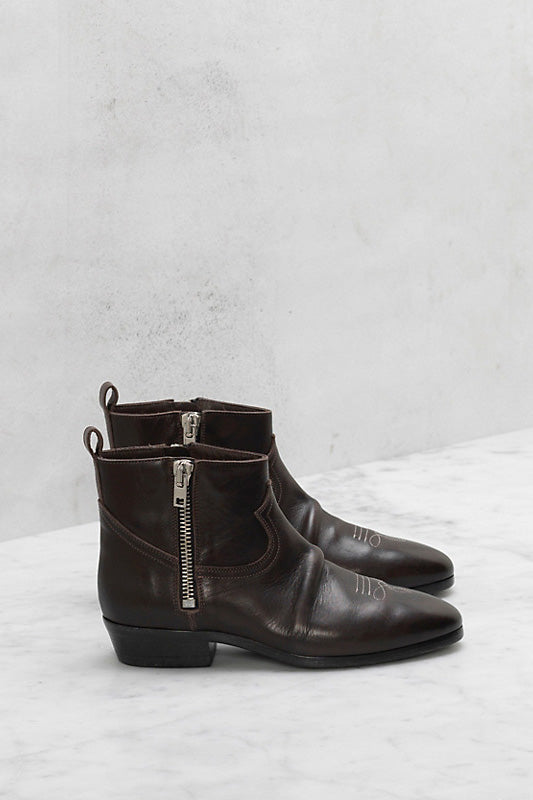 Viand Boots - Black Leather - Pavilion
