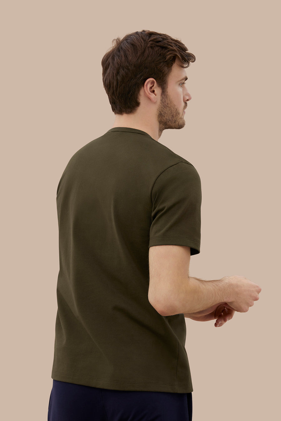 HW Pocket Tee - Army Green