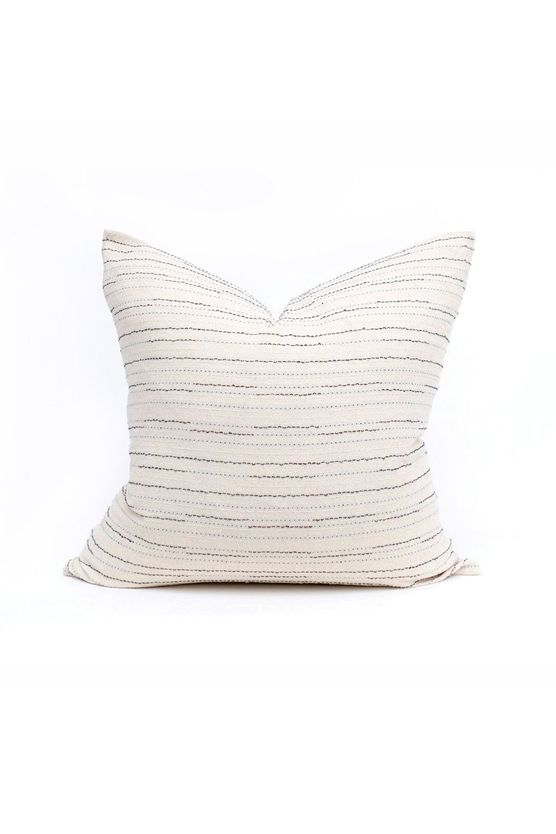 Holly Stripe Pillow