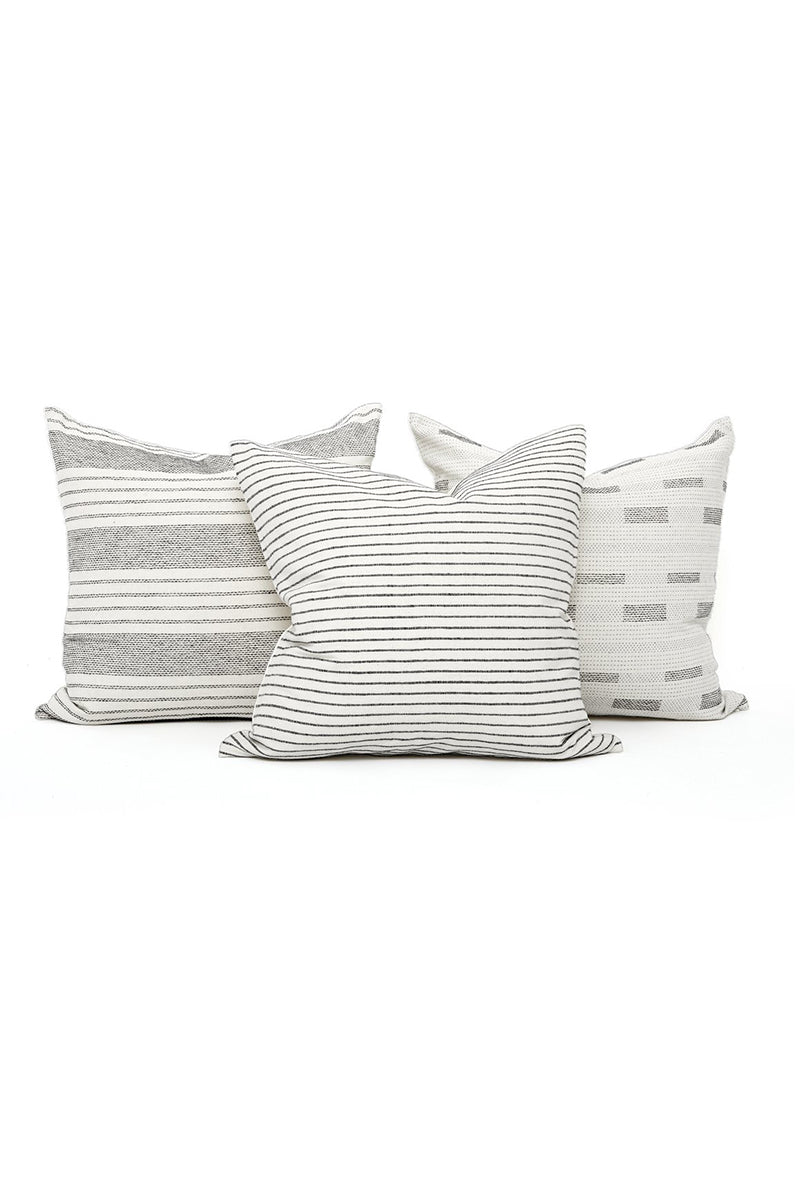 Avery Stripe Pillow