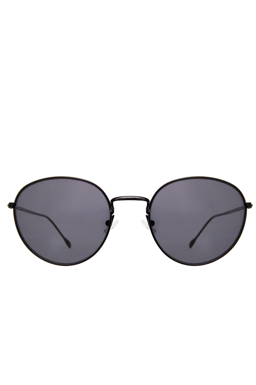 Jefferson 54 - Matte Black w/ Grey Flat Lenses - Pavilion