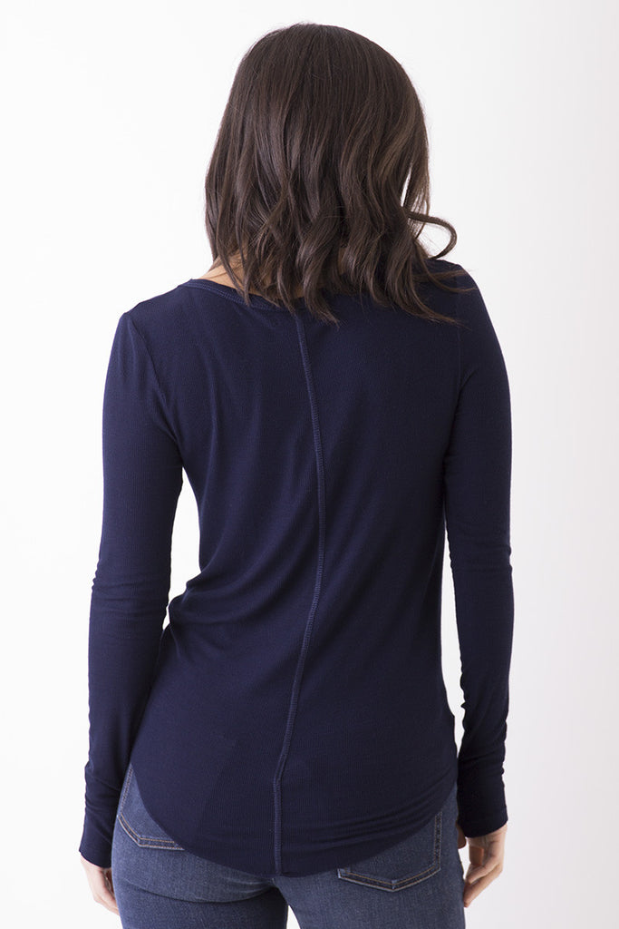 Kailey Long Sleeve - Pavilion