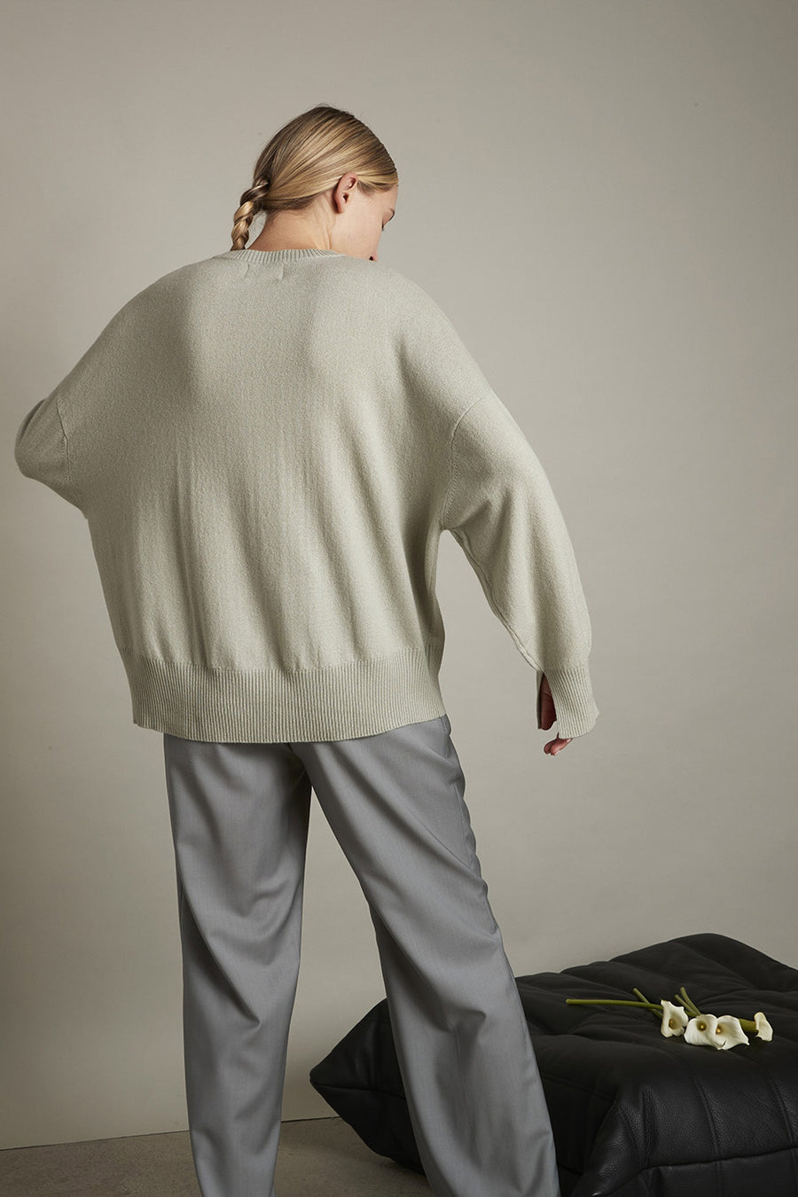 Anaa Sweater - Almond