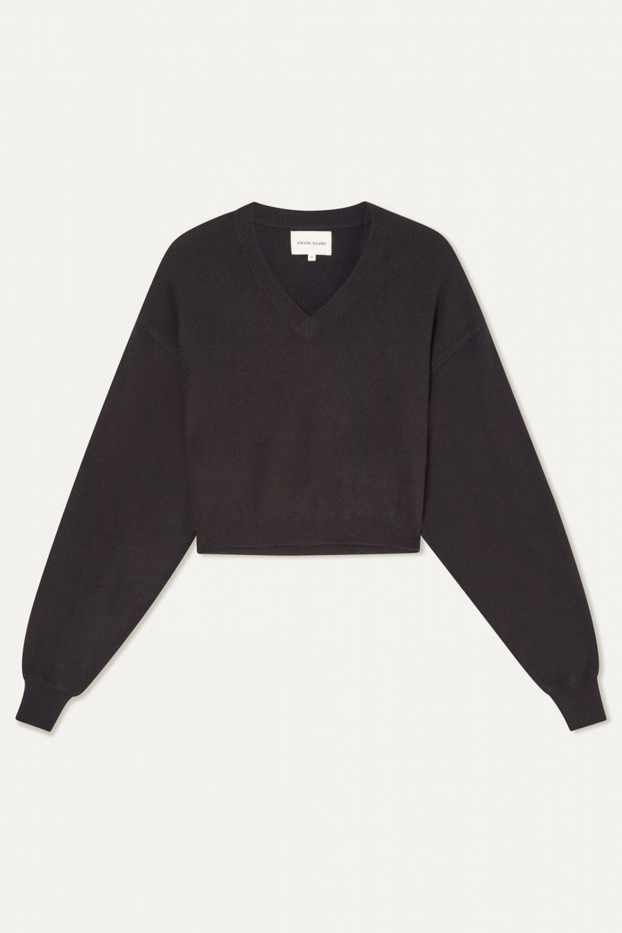 Fangatau Sweater - Black