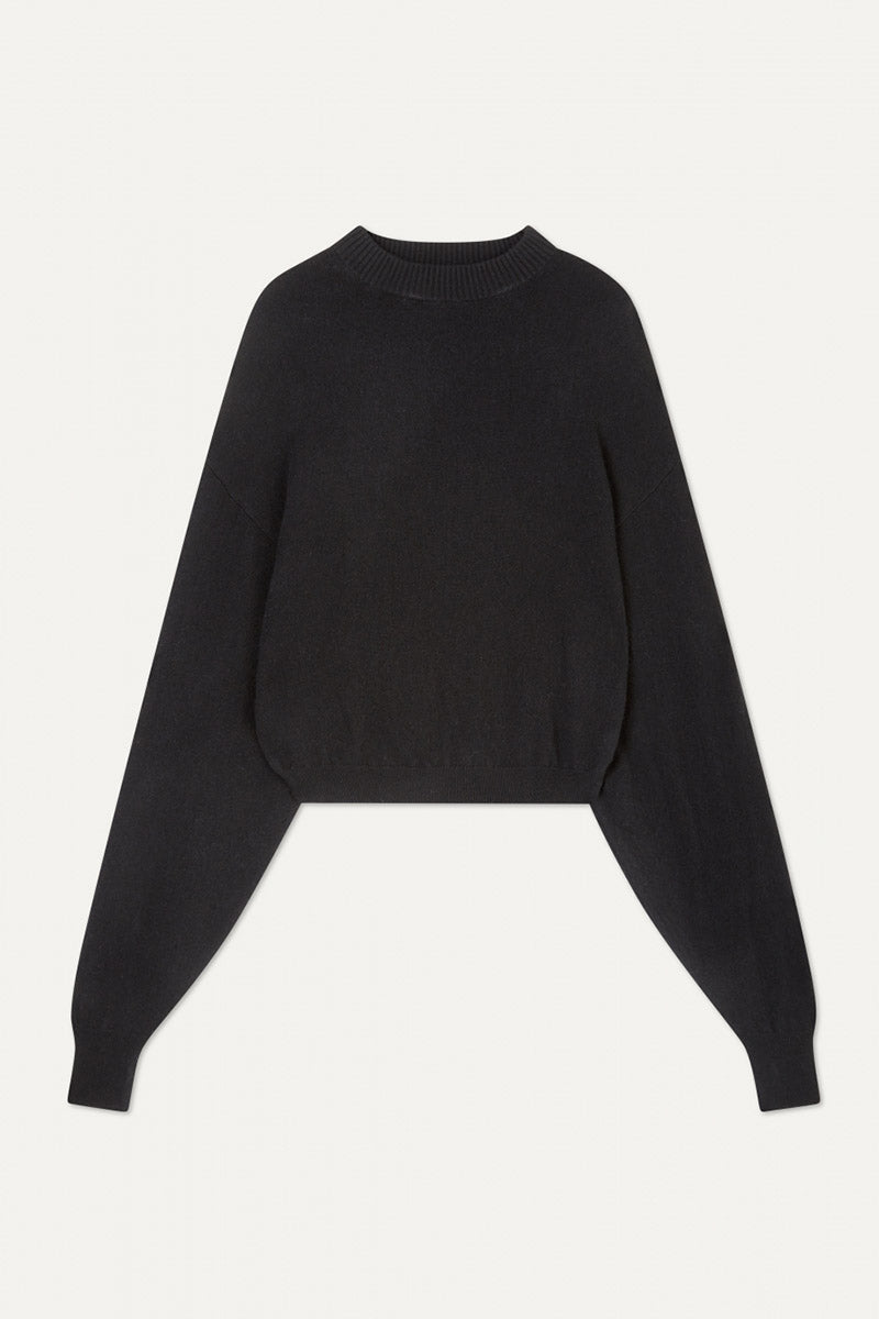 Porri Sweater - Black