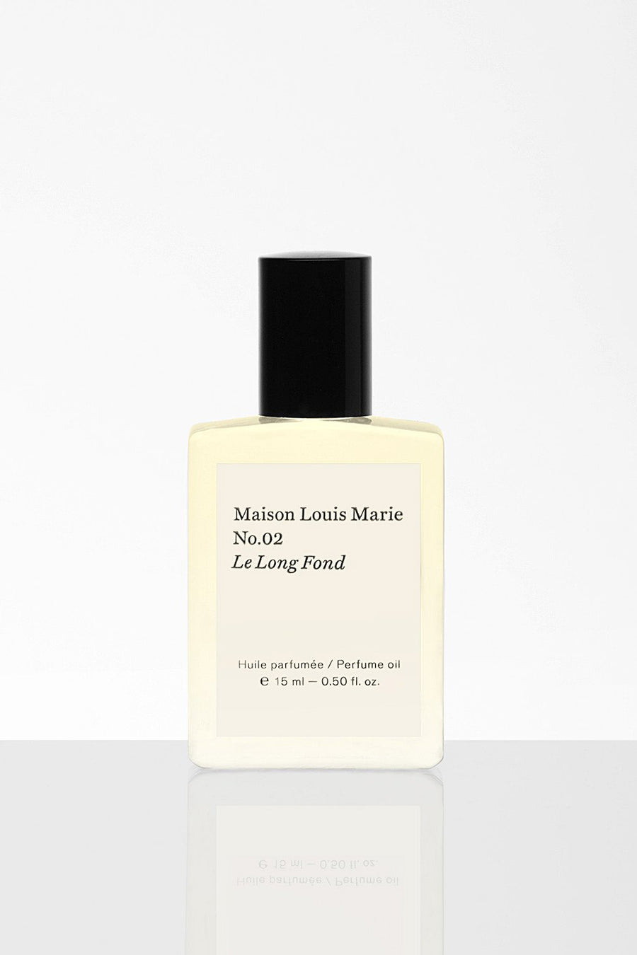 Perfume Oil - No. 2 Le Long Frond - Pavilion