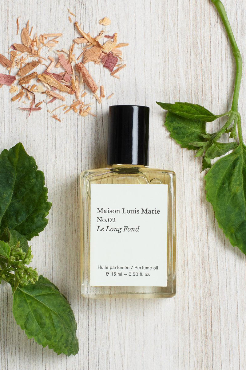 Perfume Oil - No. 2 Le Long Frond