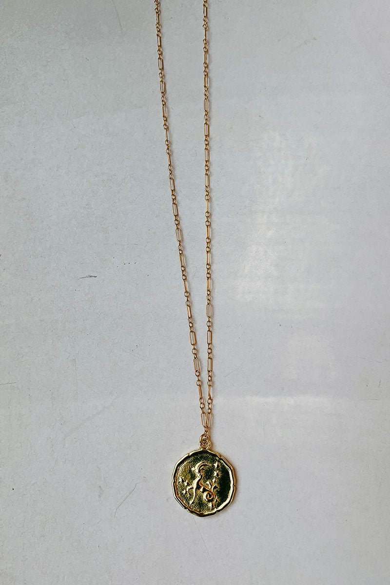 Horoscope Necklace - Capricorn