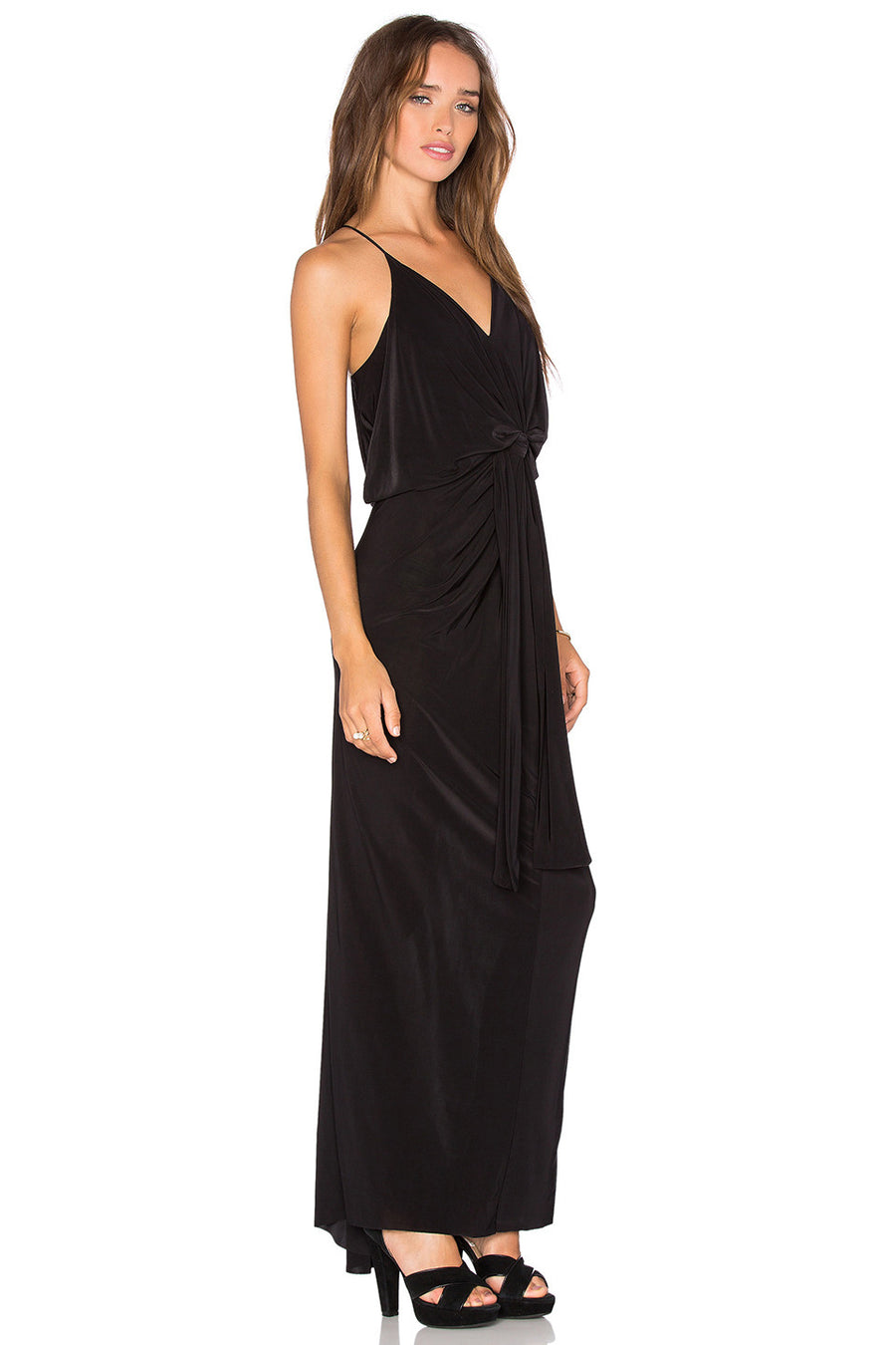 Domino Maxi Dress - Pavilion