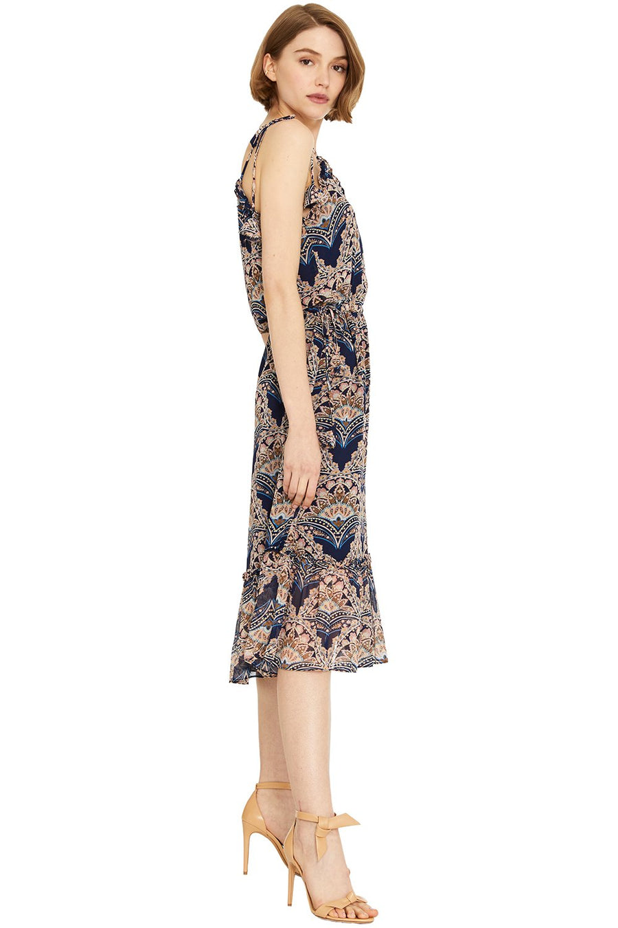 Gianella Dress - Resort Paisley - Pavilion