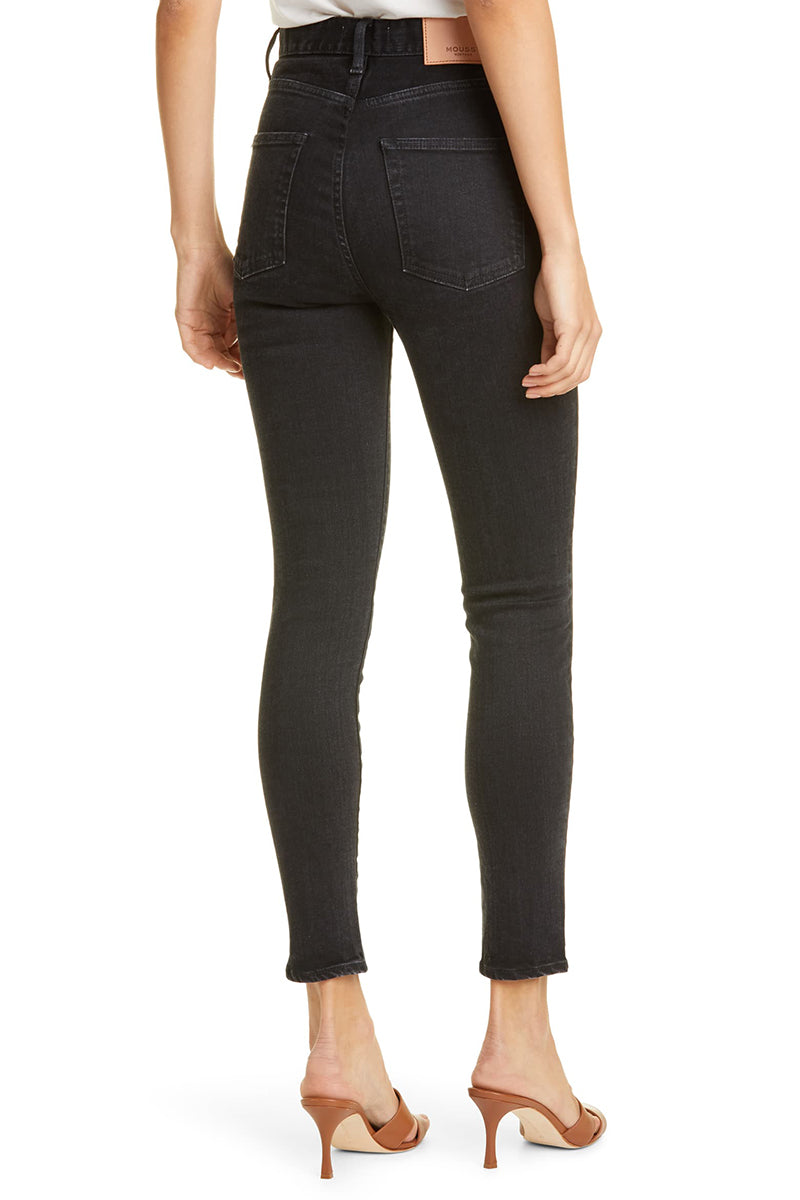 Filer Rebirth Skinny Jean - Black - Pavilion