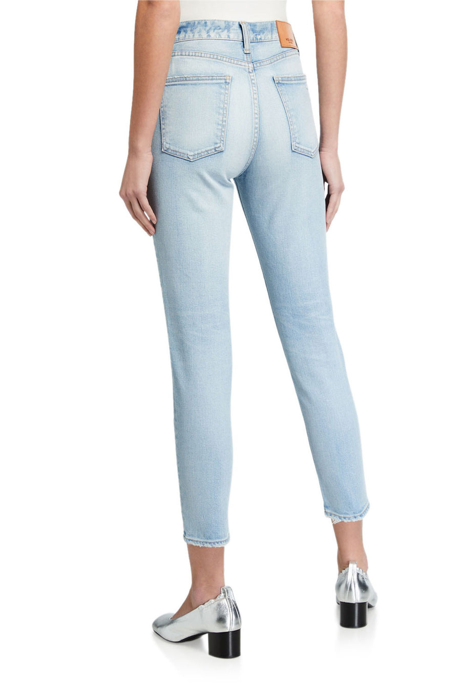 Hillrose Skinny High Waisted Skinny - Light Blue - Pavilion