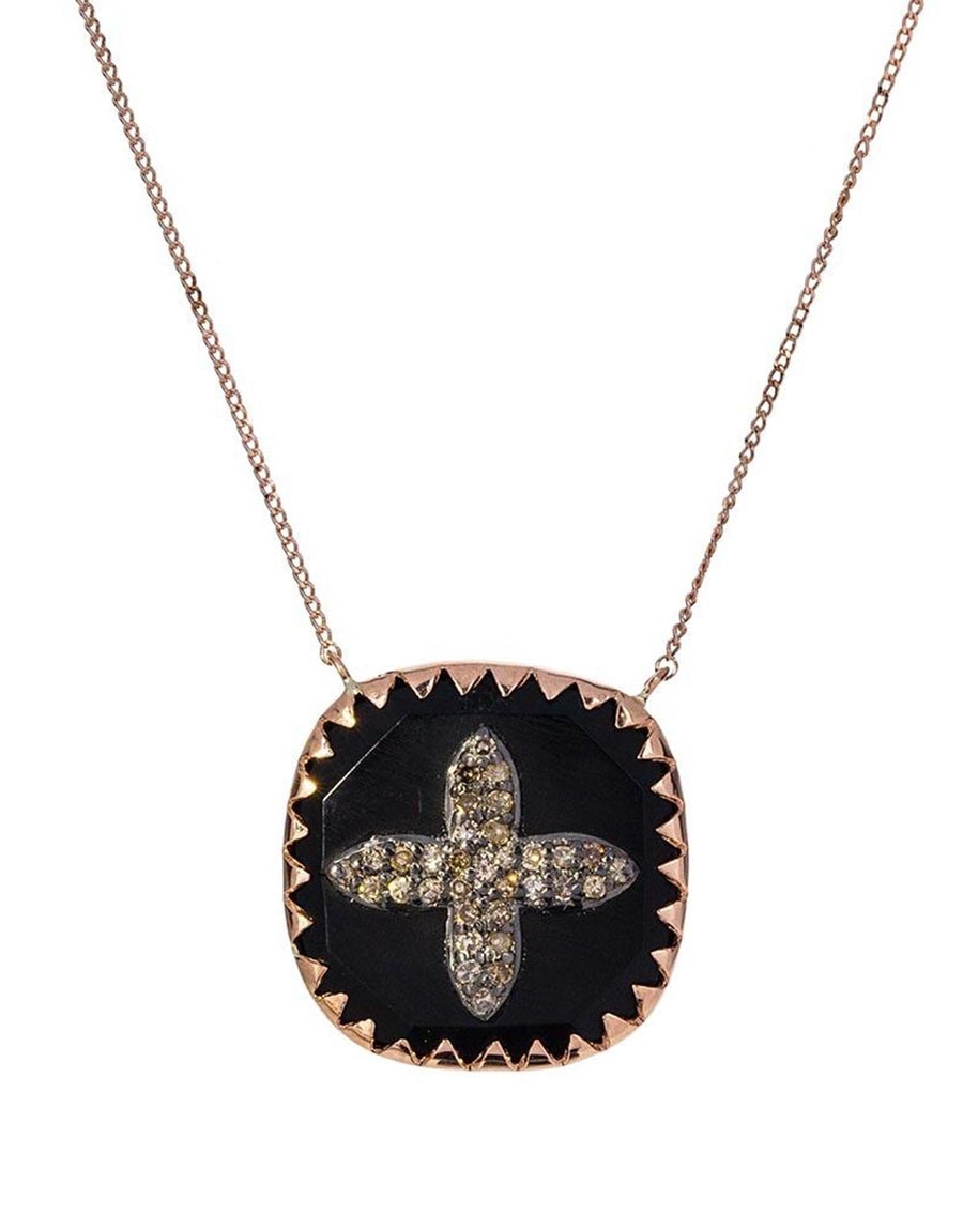 Bowie Necklace - Black - Pavilion