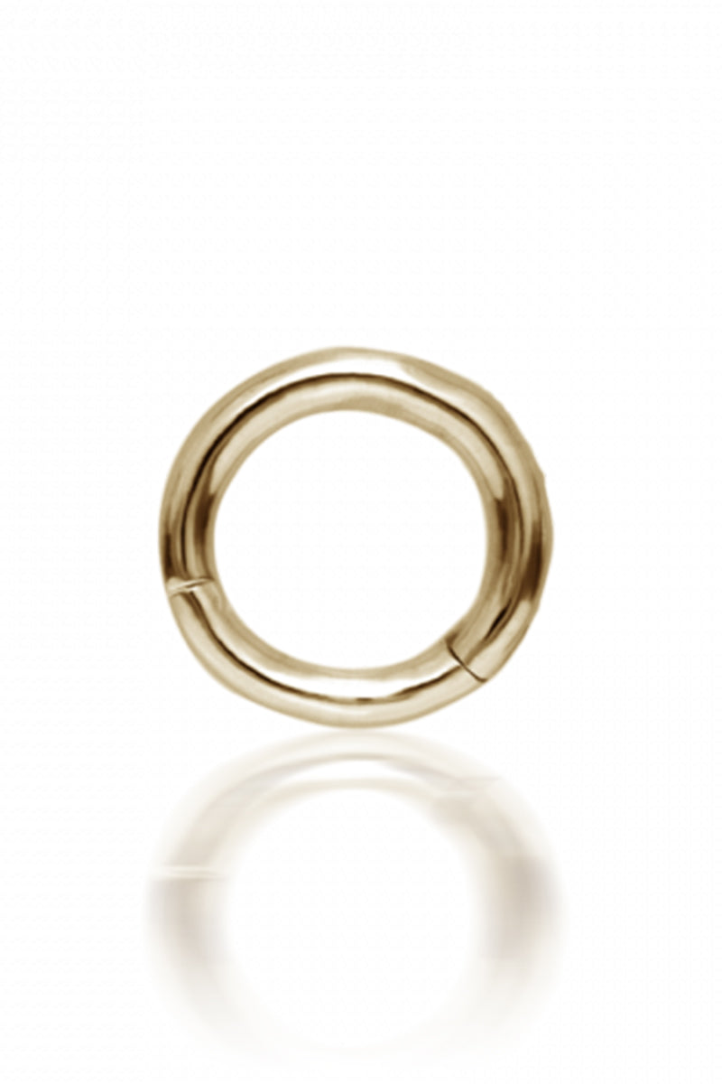 6.5mm Plain Ring - Yellow Gold