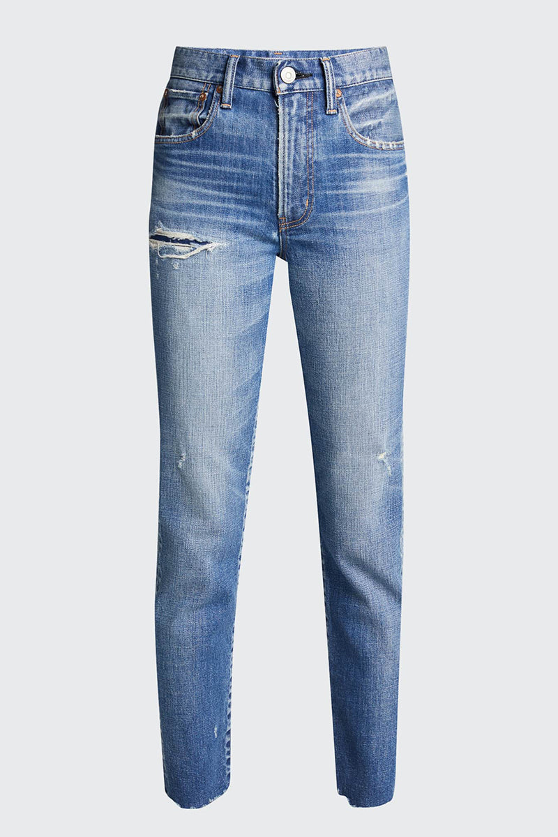 Hammond High Waisted Skinny - Blue