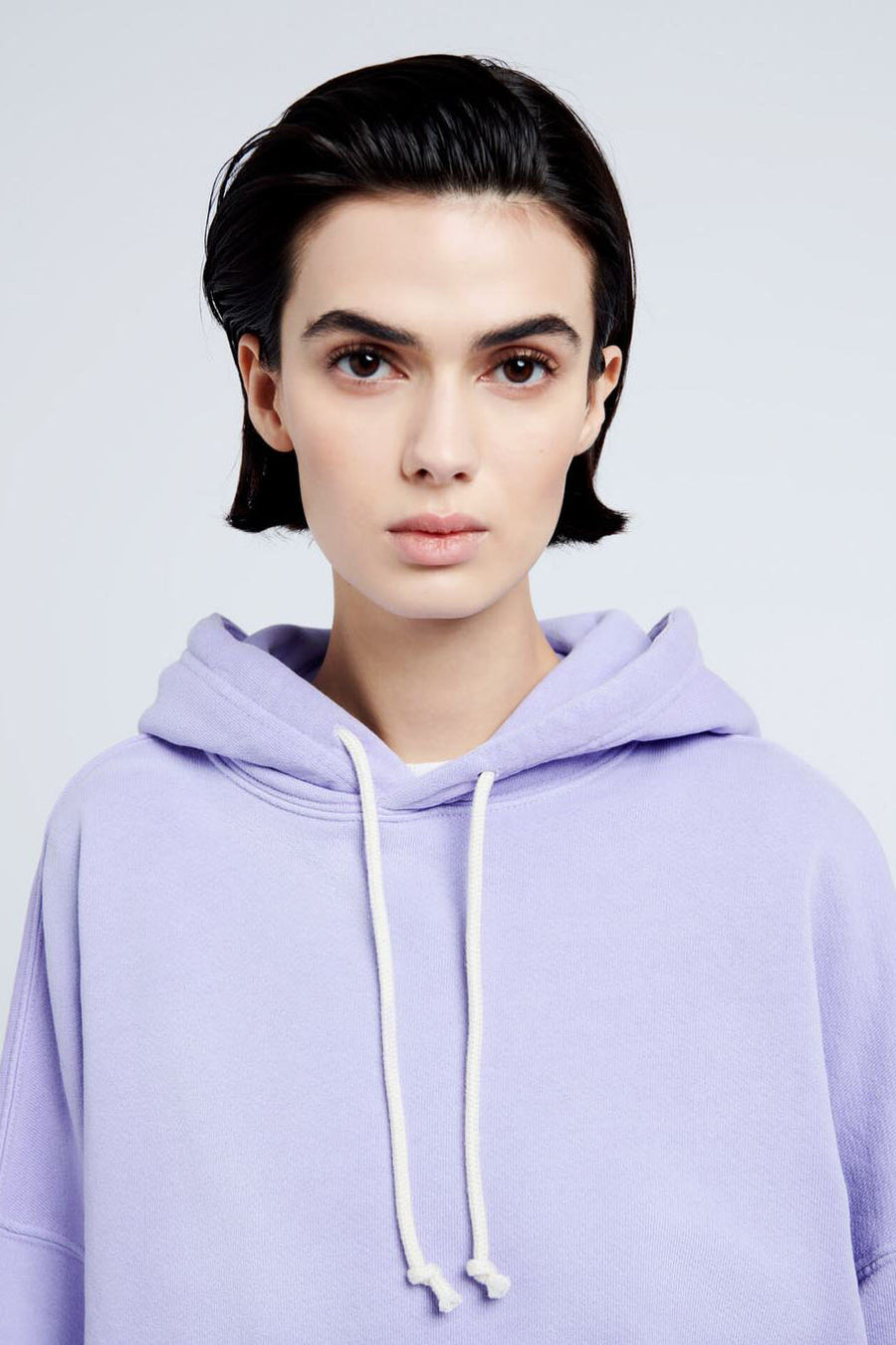 Classic Hoodie - Faded Orchid