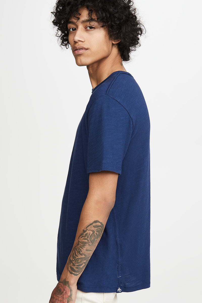 Classic Tee - Ink Blue