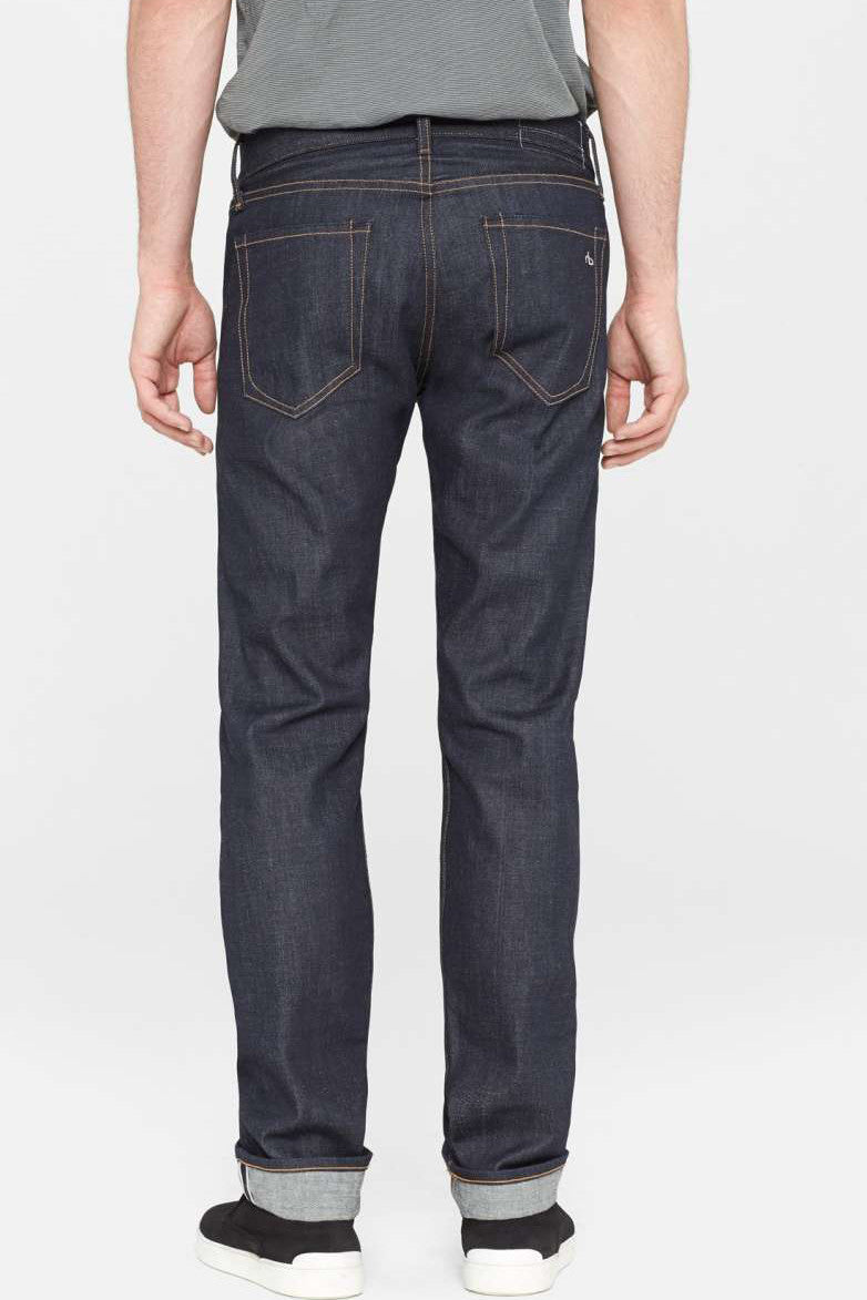 Fit 2 - Raw Selvedge - Pavilion