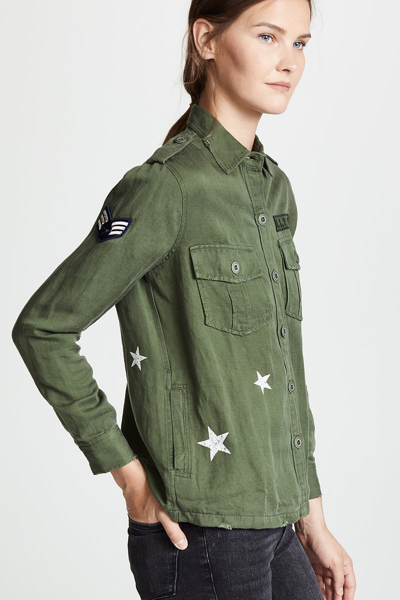Kato Jacket - Military Green