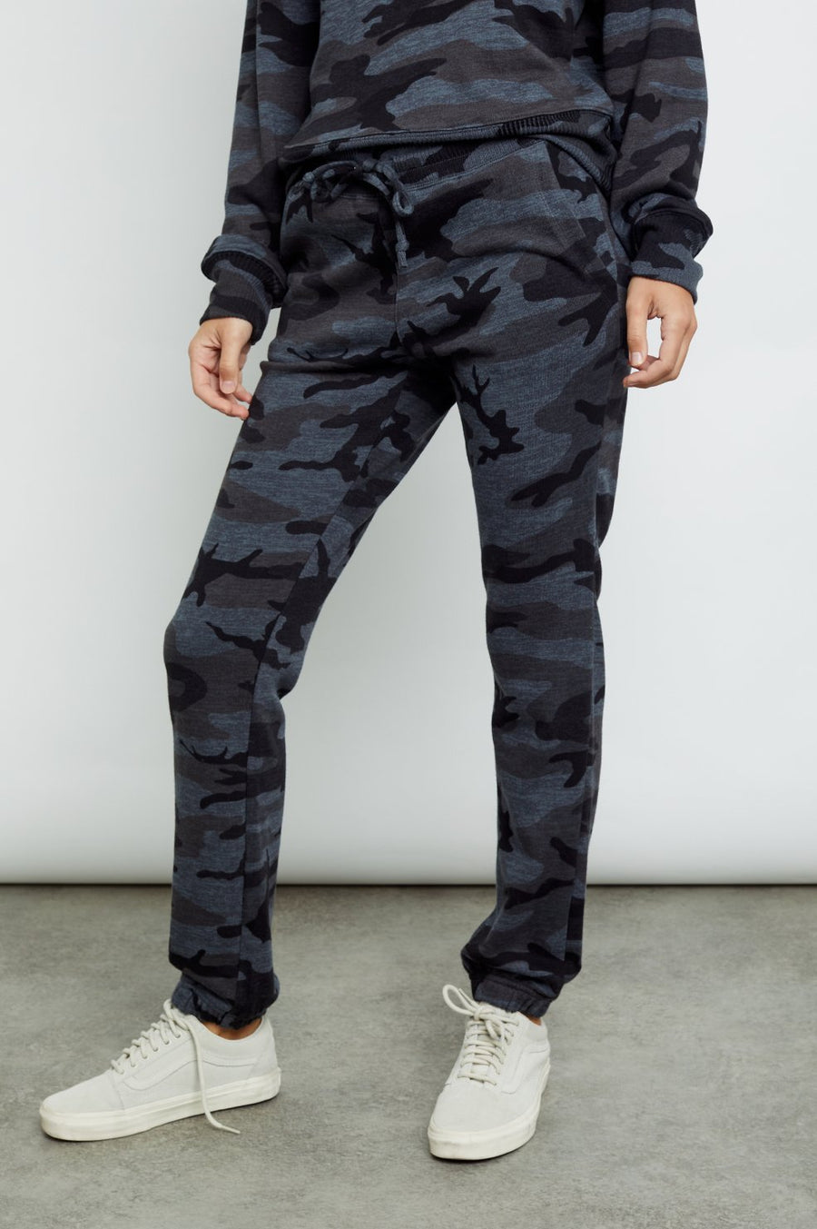 Kingston Sweatpants - Iron Camo