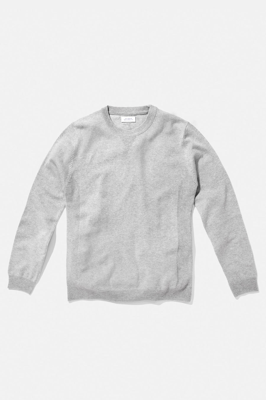 Everyday Classic Sweater - Ash Heather - Pavilion