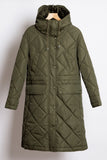 Saurer Coat - Green