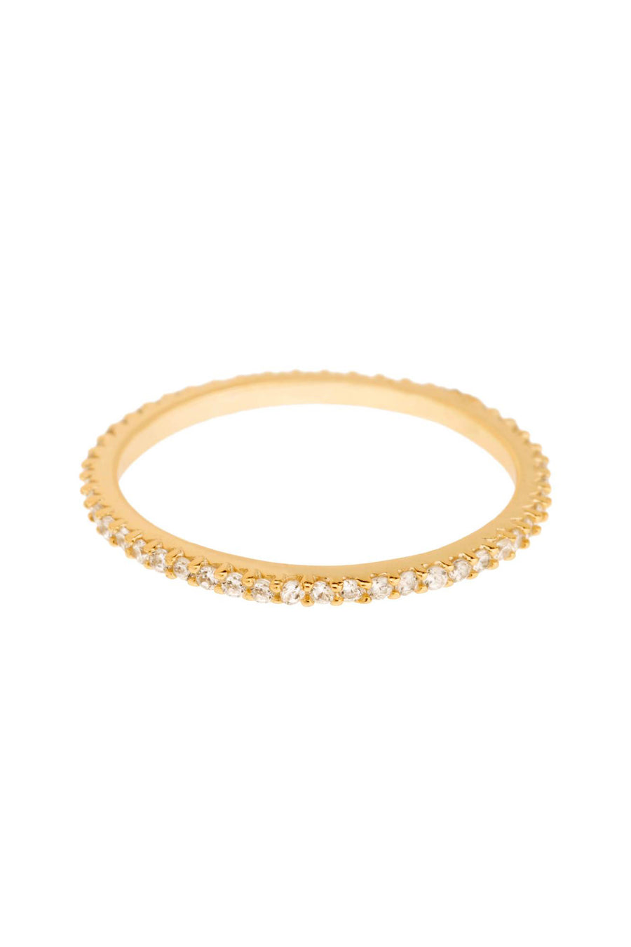 Diamond Eternity Band - YG - Pavilion