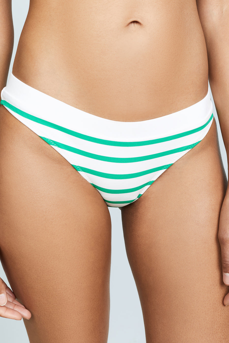 The Madison Bottom -  Green Breton