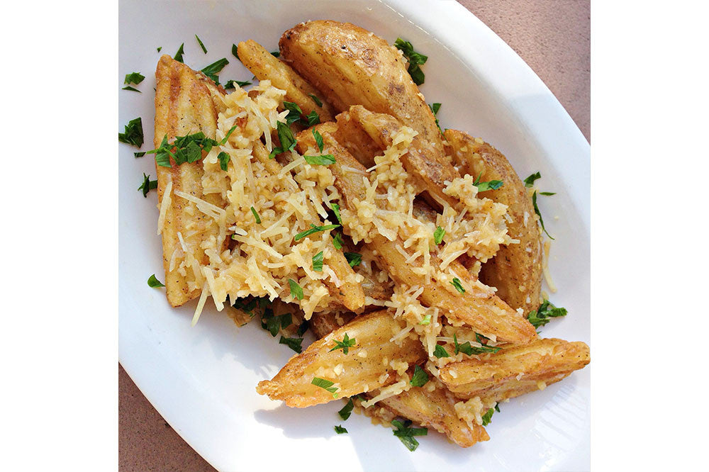Wedge Fries