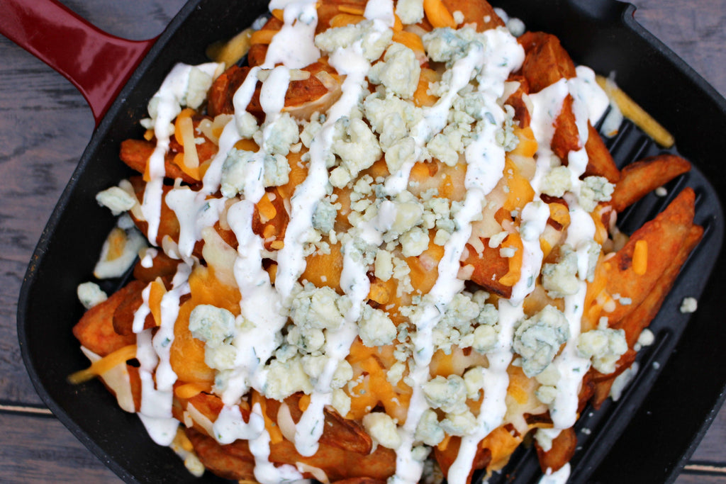 16oz Buffalo Fries