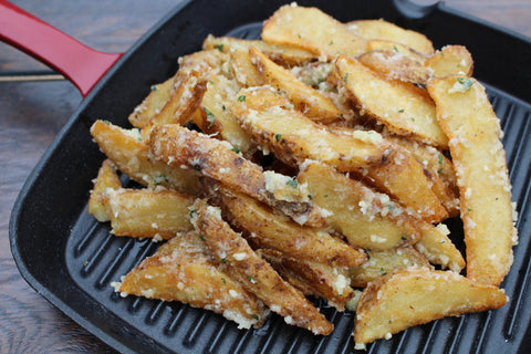 16 oz Garlic Parmesan Fries (Add On)