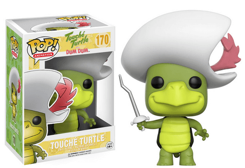 Pop! Animation: Touche Turtle - NapGeek Collectibles