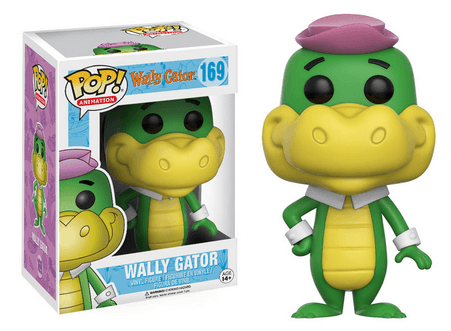 Pop! Animation: Wally Gator - NapGeek Collectibles