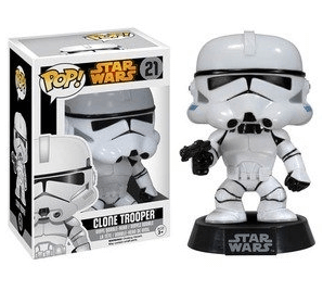 Pop! Star Wars: Clone Trooper (Vault Edition) - NapGeek Collectibles