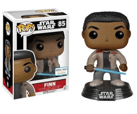 Pop! Star Wars: Finn /w Lightsaber - NapGeek Collectibles