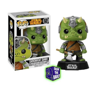 Pop! Star Wars: Gammorean Guard (Vault Edition) - NapGeek Collectibles