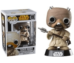 Pop! Star Wars: Tusken Raider (Vault Edition) - NapGeek Collectibles