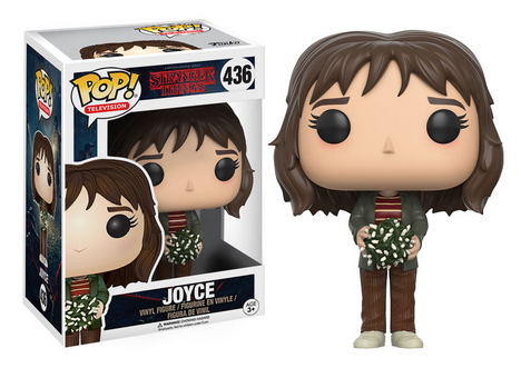 Pop! TV: Stranger Things - Joyce - NapGeek Collectibles