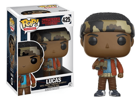 Pop! TV: Stranger Things - Lucas - NapGeek Collectibles