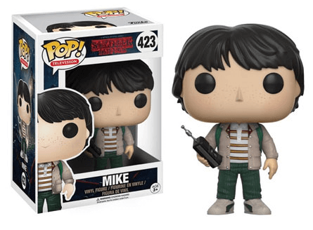 Pop! TV: Stranger Things - Mike - NapGeek Collectibles