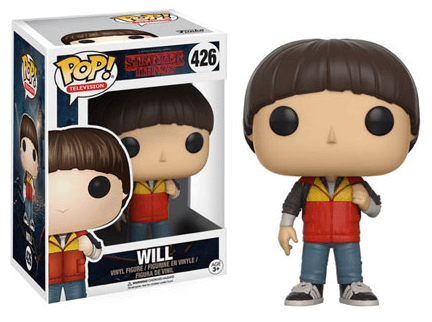 Pop! TV: Stranger Things - Will - NapGeek Collectibles
