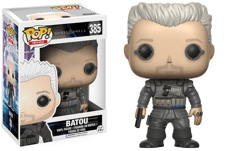Ghost in the Shell Batou Pop! Vinyl