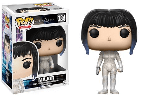 Ghost in the Shell Major Pop! Vinyl