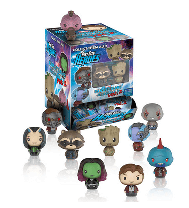 Guardians of the Galaxy 2 Pint Size Heroes Case - NapGeek Collectibles