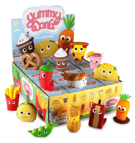 Yummy World Mini Series 4-Pack - NapGeek Collectibles - 1