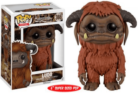 Pop! Movies: Labyrinth - Ludo - NapGeek Collectibles