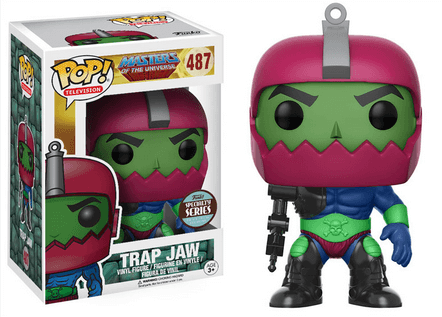 Masters of the Universe Trapjaw Pop! Vinyl