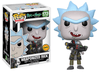 Rick and Morty Weaponized Rick *Chase* Pop! Vinyl