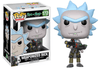 Rick and Morty Weaponized Rick Pop! Vinyl